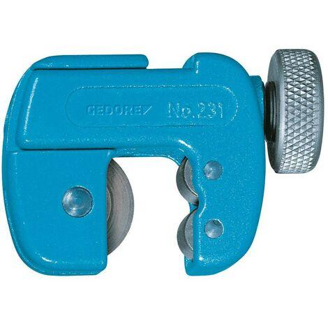 Gedore Mini coupe-tubes MINI-QUICK, 4-16 mm - 231000
