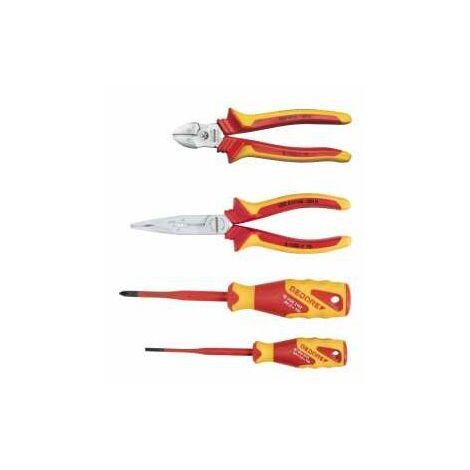 Gedore VDE Werkzeugsatz 4-tlg. (VDE S 8321 H)