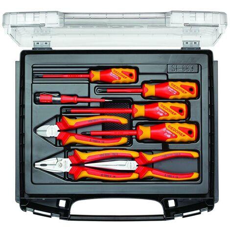 Gedore VDE-Werkzeugsatz 8tlg in i-BOXX 72 - 1101-003 VDE