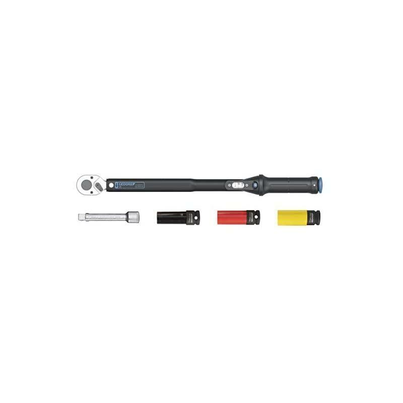 Image of VS 3550-UK-LS4 1/2 Drive Torque Wrench Set - Gedore