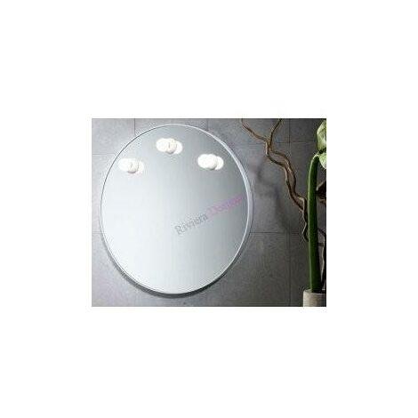 GEDY 60010200000 Espejo Con Luz Diámetro 60 Cm