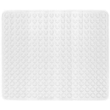 GEDY 9760600010 Alfombra antideslizante para ducha cuadrado