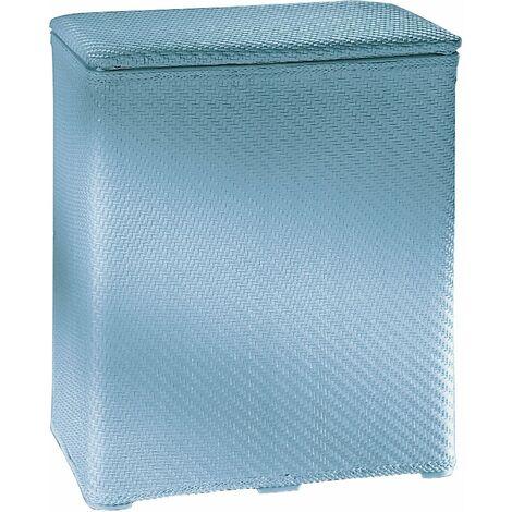 Gedy - COFFRE LINGE PLASTIC BLEU - Gedy - G-20380500300