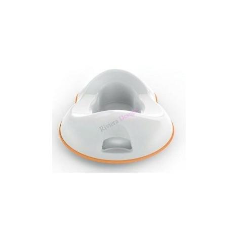 Gedy DD019300100 - Reductor Wc Da-Dam Blanco / Naranja