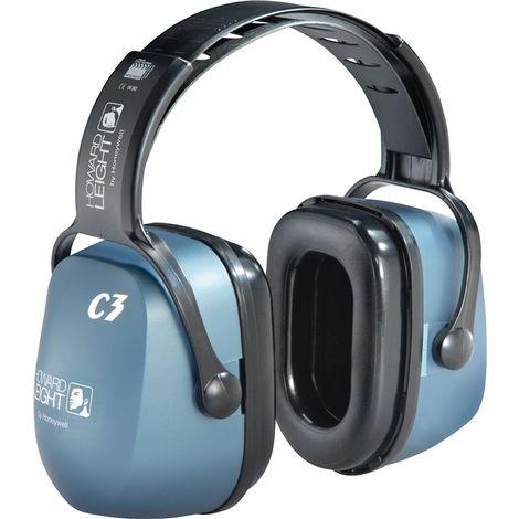 Gehörschutz Clarity C 3 EN 352-1 (SNR) 33 dB gepolsterter Kopfbügel