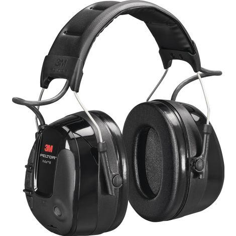 Gehörschutz ProTac III EN 352-1 EN 352-6 (SNR) 26 dB elektronisch,pegelabhängig
