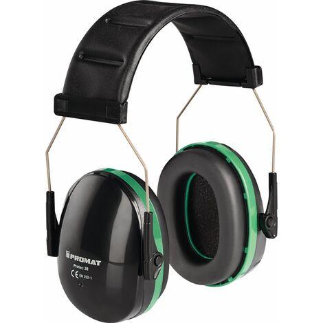Gehörschutz SAFELINE VI EN 352-1 (SNR)=28 dB gepolst. Kopfbügel schlanke Kapseln
