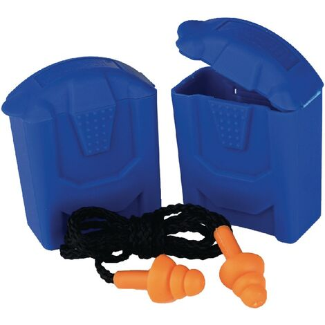 Gehörschutzstöpsel SAFELINE I EN 352-2 SNR 25 dB 1 PA/Box PROMAT