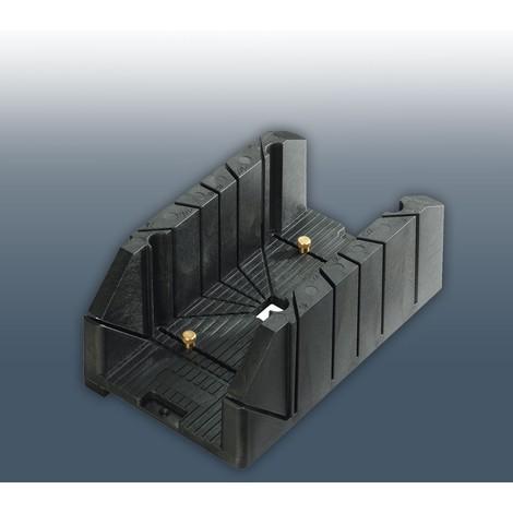 Gehrungslade Orac Decor Zubehör FB13 mit vielen Winkeln max Verarbeitungsgröße: H12,5 cm x B15,5 cm robustes Hart PVC
