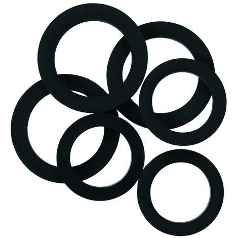 GEKA® plus Dichtringset 14-teilig 9 Flachdichtringe & 5 O-Ringe