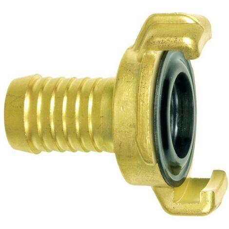 """GEKA Schlauchkupplung System 1 1/2"""" Messing"""