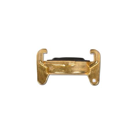 GEKA® System - Klauenkupplung -Verschlusskupplung - Messing