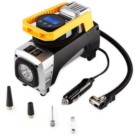 Geker Car Air Pump 12V Portable Air Compressor