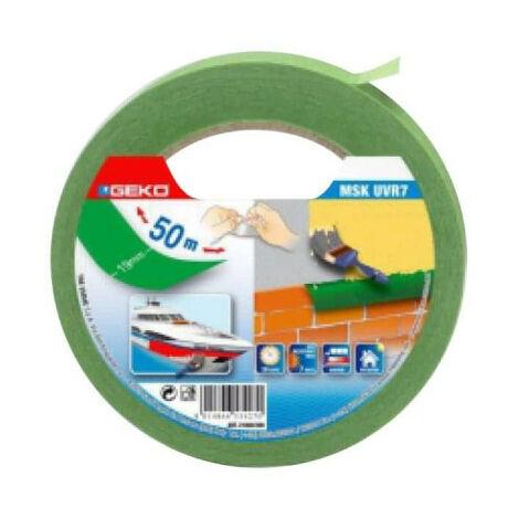 GEKO Outdoor Masking Tape 25mm - 50m - Green