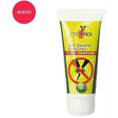 Gel corporal Post-Picadura Mosquitos SOS Zeropick, 50ml