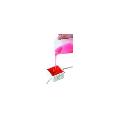 Gel d'etancheite electrique 420 ml bizline