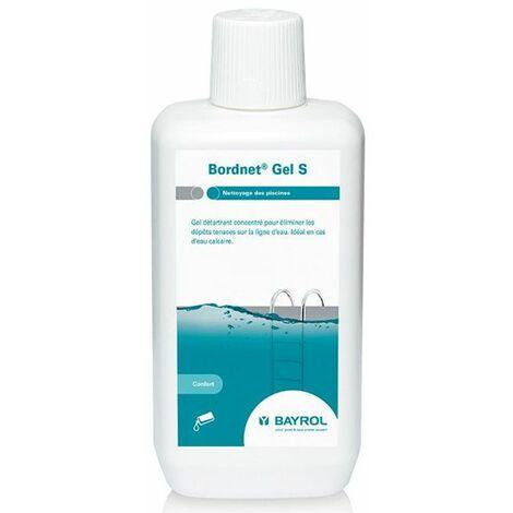 gel détartrant pour ligne d'eau 1l - bordnet gel s - bayrol