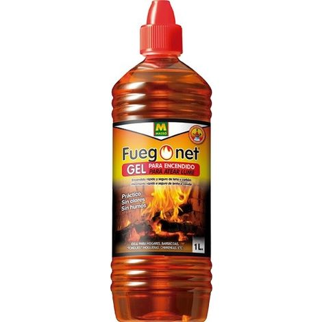 Gel encendido Fuego Net 1000 Ml