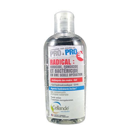 Gel hydroalcoolique Aloès/Glycérine 100ml CELLANDE - 517001CELCE