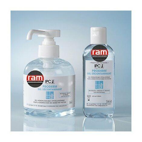 Gel hydroalcoolique Proderm - 100ml