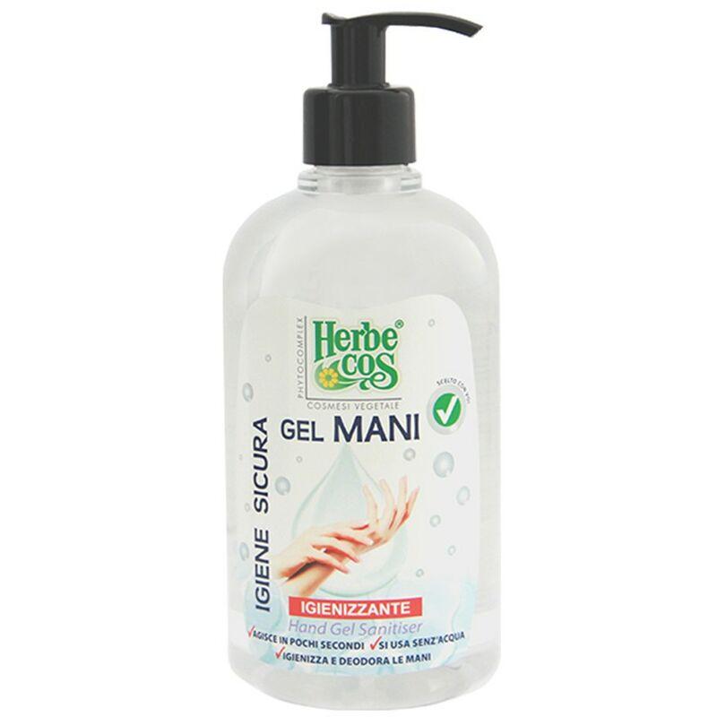Image of Gel Igienizzante Mani disponibile nei formati 100 - 500 ml - Gel Igienizzante Mani 500 ml