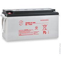 Gel lead acid battery NX 140-12 Cyclic 12V 140Ah M8-F