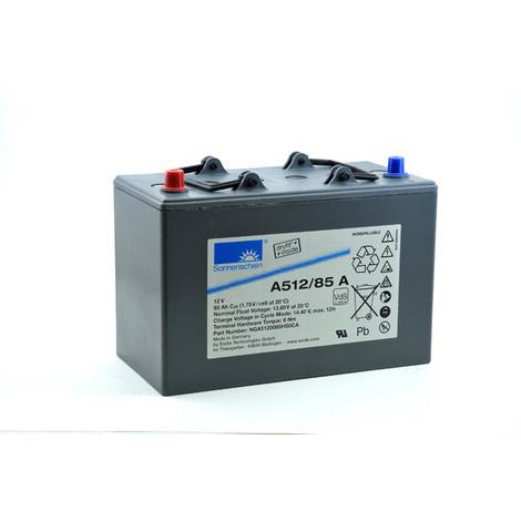 Gel lead acid battery Sonnenschein A512/85A 12V 85Ah Auto