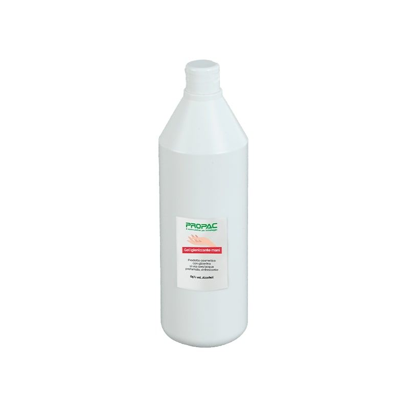 Image of Gel mani igienizzante Confez. da 5 pz. Flacone (ml) 1000 Tipo Igienizzante