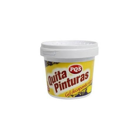 Gel quitapinturas y decapante de acción rápida PQS. Tarrina 375 ml