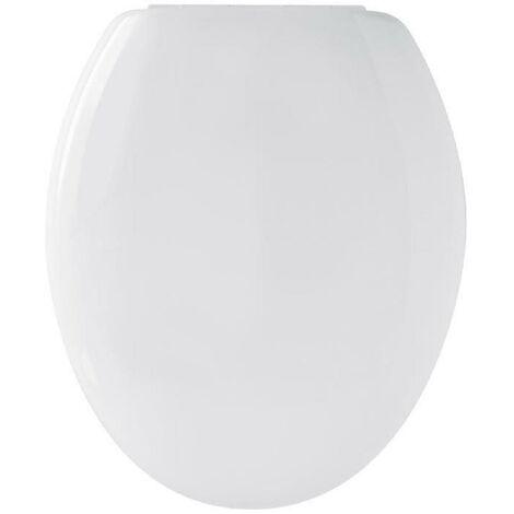 GELCO Abattant WC Secret blanc