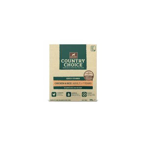 Gelert Country Choice Tray Chicken & Rice 10pk (170462)