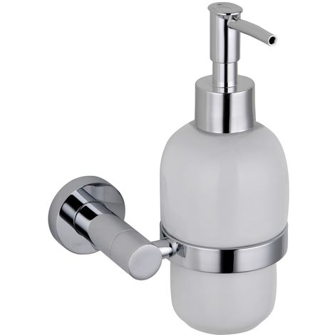 Gemini Wall Mounted Liquid Soap Dispenser