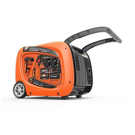 Generador a gasolina Inverter Genergy Mallorca III - 3.200 W 230 V 171 cc 4 tiempos