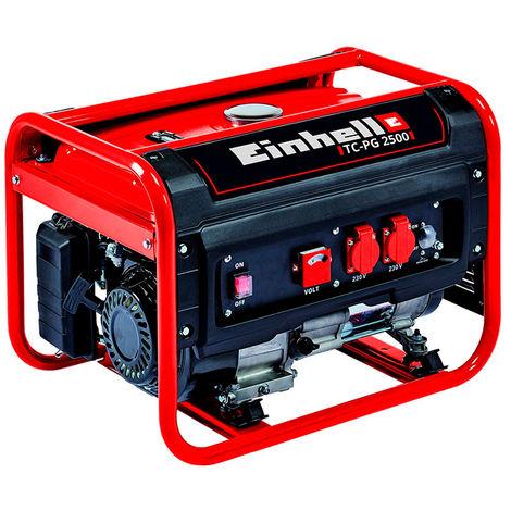 Generador a gasolina TC-PG 25 / E5 - Einhell