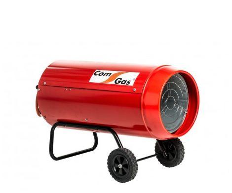 Generador aire caliente potencia 15.000/30.000 kcal/h. Uso exterior.
