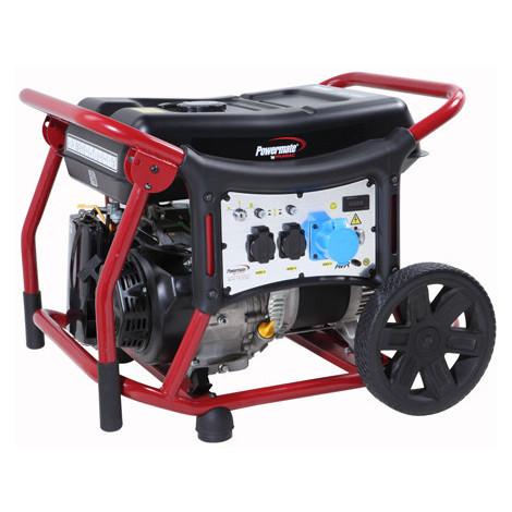 Generador Avr Kit R. 5.80Kw Arranque Electrico 7 Kva - PRAMAC - Wx 7000..