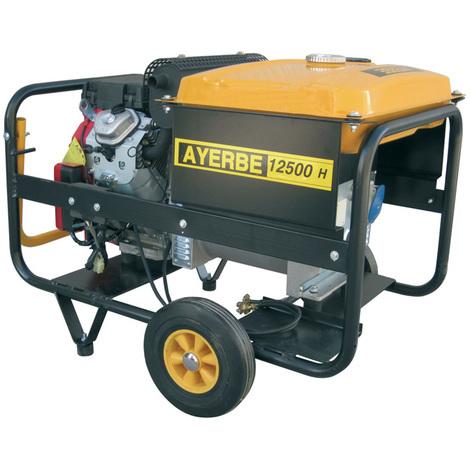 GENERADOR AYERBE 12500 H-TX A/E HONDA GX-630