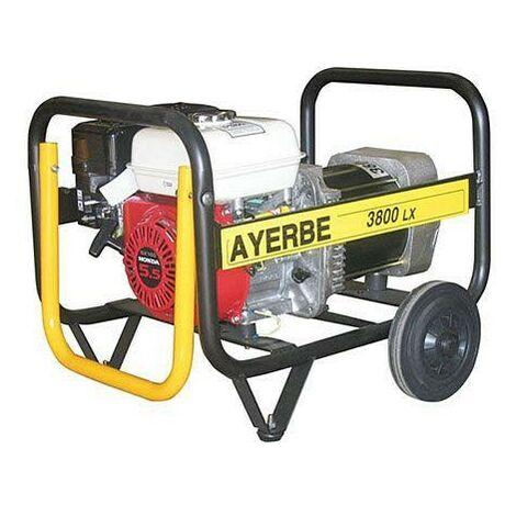 Generador Ayerbe 3800h 3.8kva/3000w