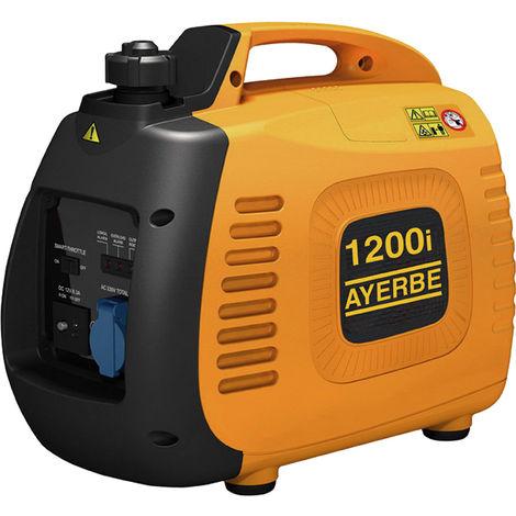 Generador Ayerbe 5430200 Kiotsu AY1200KT Inverter