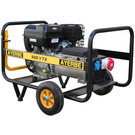 GENERADOR AYERBE 9000 TX/E VANGUARD 13 HP