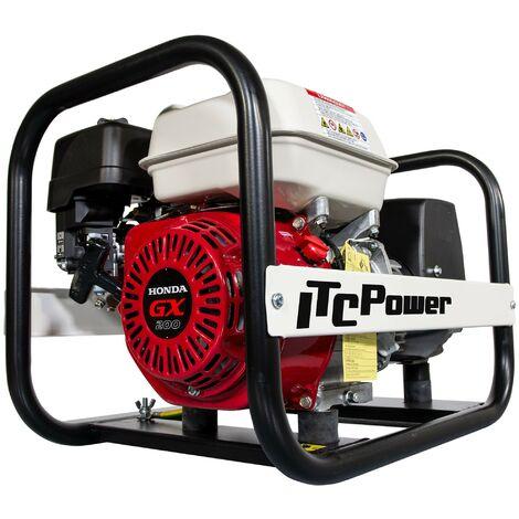 "main image of ""Generador con motor HONDA GX200 3,0KW 230V"""
