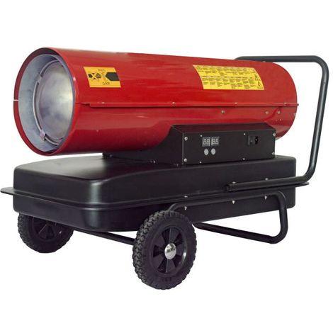 Generador de aire caliente a gasóleo cm 99x57,5x64,5 italia DH1-50