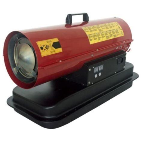 Generador de aire caliente de queroseno cm 75x31x43,5 MHTEAM DH1-20 senza ruote