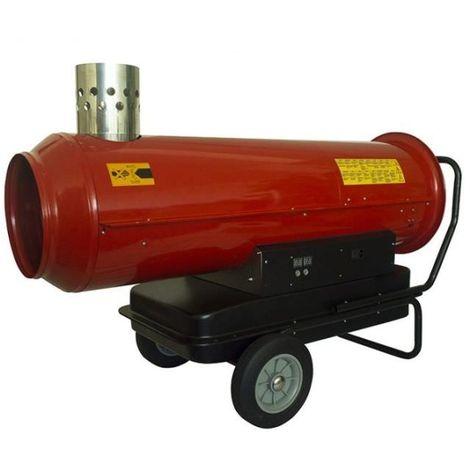 Generador de aire caliente para almacene cm 138,5x60x78,5 MHTEAM DH2-I-55
