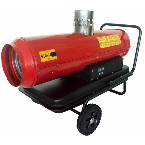 Generador de aire caliente para cobertiz cm 109,5x57,5x67,5 italia DH2-I-30C