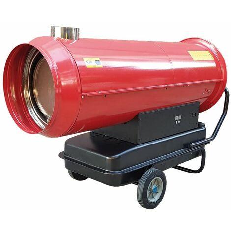 Generador de aire caliente para obras cm 165x69x104 MHTEAM DH2-I-85