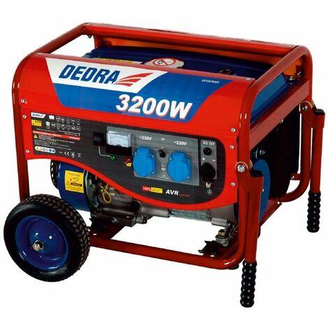 Generador de energía Dedra DEGB3600K