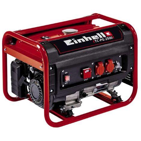 Generador de energía (gasolina) - TC-PG 2500 - EINHELL