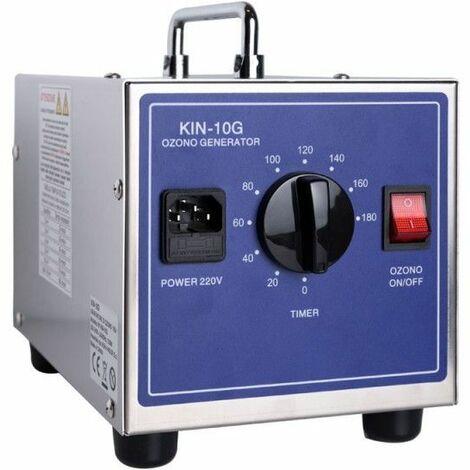 Generador de Ozono 10G/H Portatil