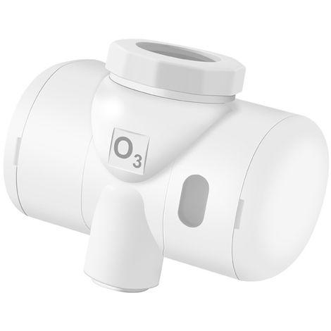 Generador de ozono de agua Ozonizador Ozonizador, grifo de grifo O3 Filtro de agua